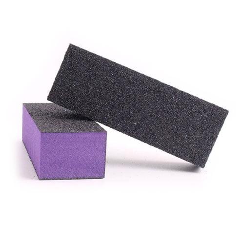 Buffer block purple