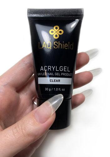 clear acryl gel