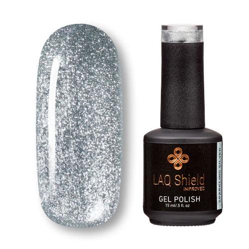 Sparkling Silver gellack